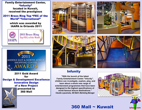 360 Mall install by Iplayco by Iplayco - Indoor Playground Equipment