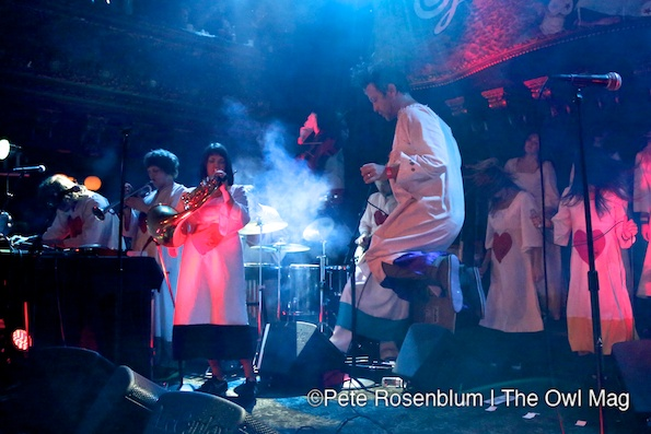 The Polyphonic Spree @ Great American Music Hall, SF 4/3/2012
