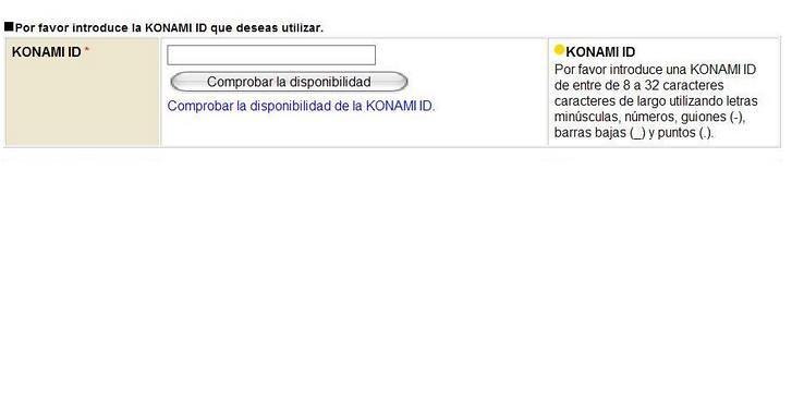 Aporte) PES 2012 / 2011 KONAMI ID Y GAME ID - Comunida    en