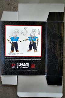 "DARK HORSE COMICS :: ""STAN SAKAI'S USAGI YOJIMBO"" PVC FIGURE ..box iv (( 2003 ))"
