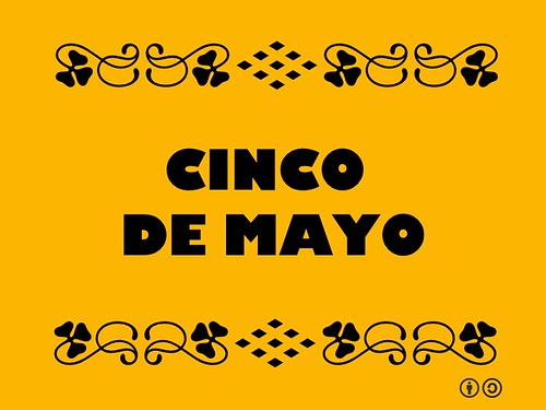 Buzzword Bingo: Cinco de Mayo @5deMayoPuebla