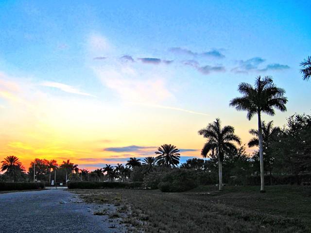 Sunrise HDR 20120411