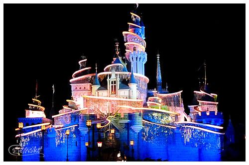 tinker bell castle