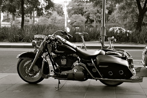 Harley Davidson, Melbourne
