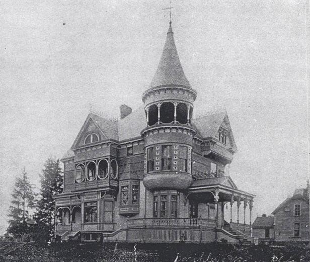 Inman House