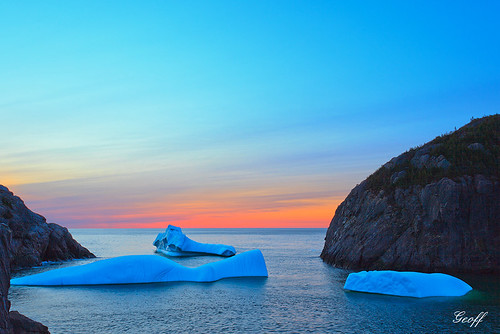 Another Quidi Vidi Iceberg Shot