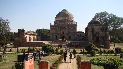 Delhi India ~ Lodi Gardens by Vasenka