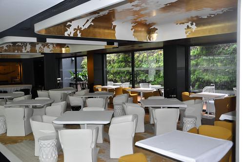 Restaurante moments by ruscalleda barcelona rincones secretos - Hotel mandarin restaurante ...