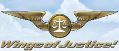 Wings of Justice Contest Banner