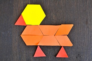 Duck Pattern Blocks
