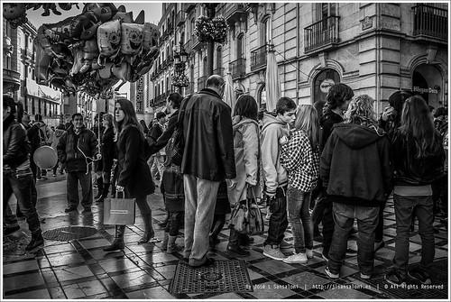 Picadilly Circus Granaino by Sansa - Factor Humano