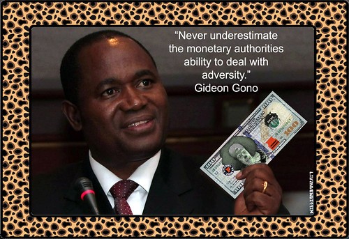 A MESSAGE FROM GIDEON GONO by WilliamBanzai7/Colonel Flick