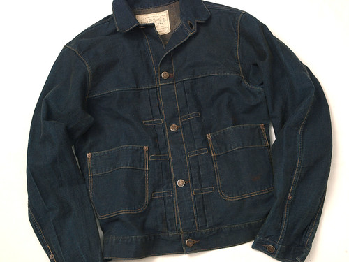 RRL / Transcontinental Denim Jacket
