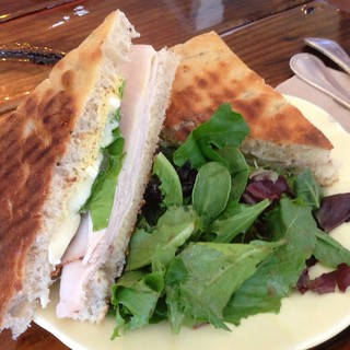 Turkey & Brie @ Arbor Cafe