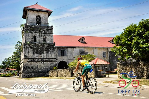 Defy 123 Triathlon on May 25, 2014