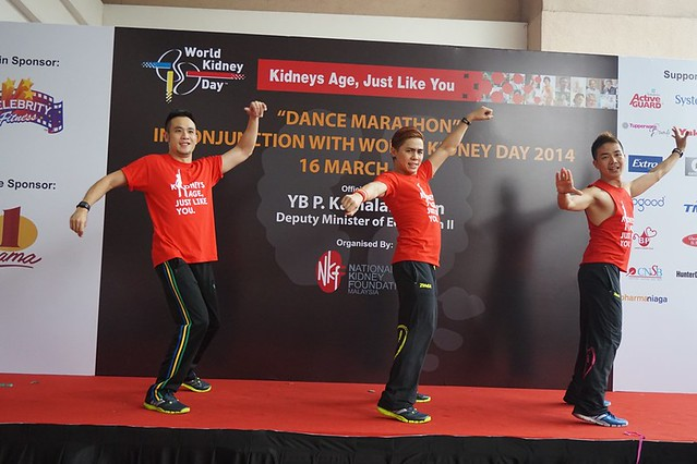 Celebrity Fitness Malaysia & National Kidney Foundation - Dance-athon-007