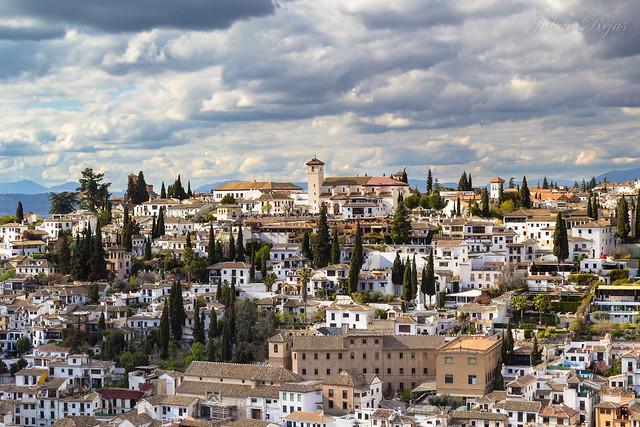 Albaicín, Granada.