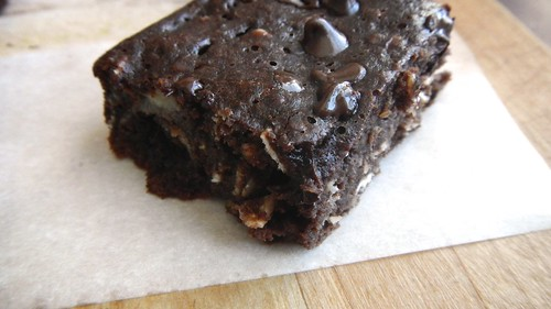 Breakfast Brownies 11