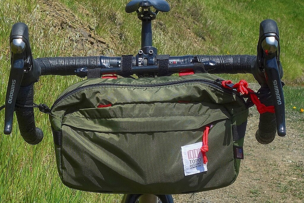 Handlebar Bag For Short Trips Page 2