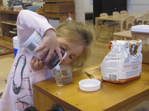 testing salt solubility