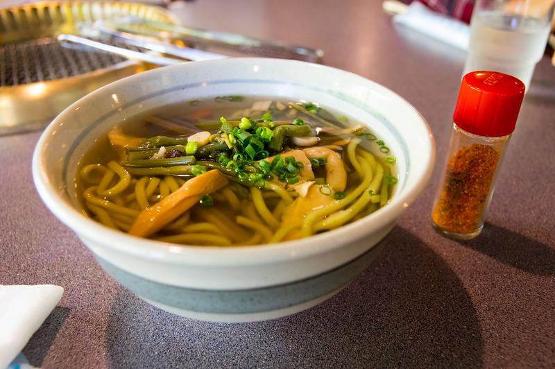 green tea udon