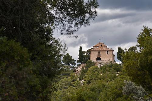 Ermita de S. Josep de Bellmunt. Terol.