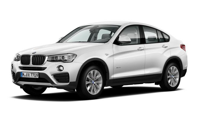 [新聞照片一] 全新BMW X4 xDrive20i