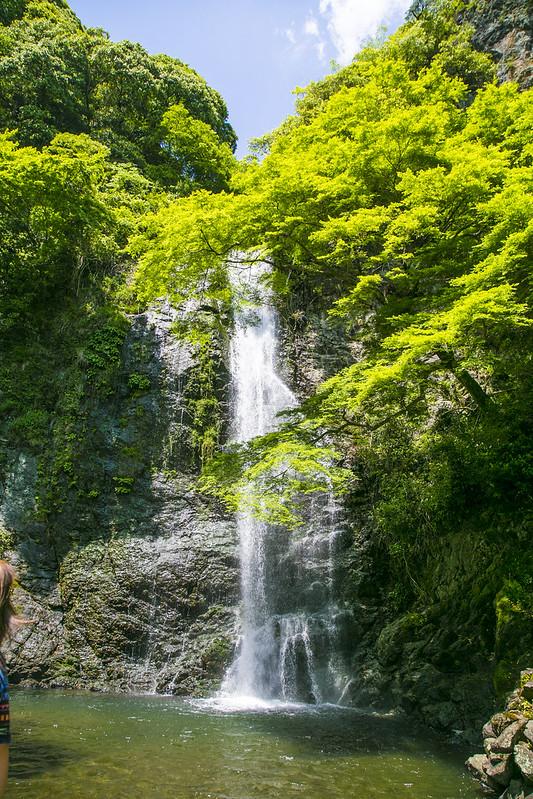 箕面の滝20160504_27