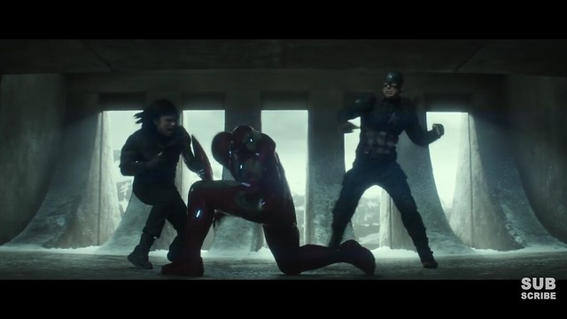 Captain America Civil War Screenshot