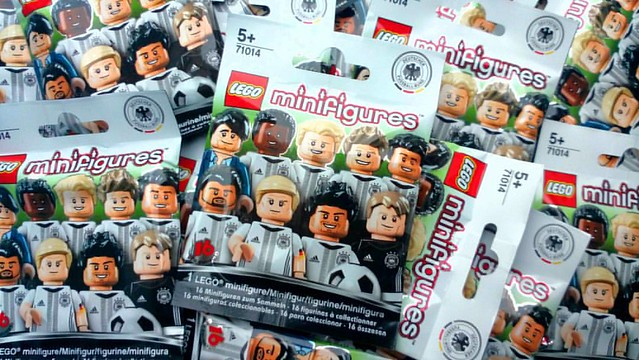 LEGO Minifigures - DFB Series 71014