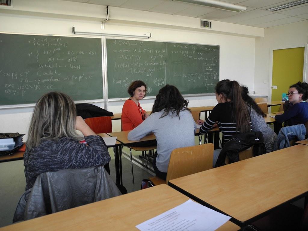 Journée Filles et maths : une équation lumineuse, à Lyon