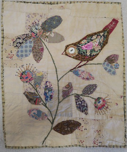 Mandy Pattullo folk art applique
