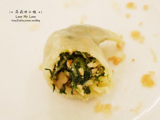 松江南京站吃素素食餐廳推薦養心茶樓港式飲茶 (7)