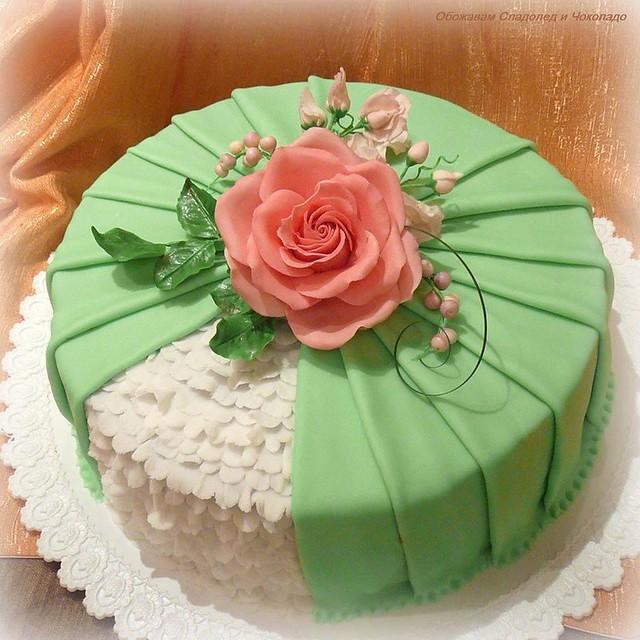 Olinda Martins Ruiz's Cake