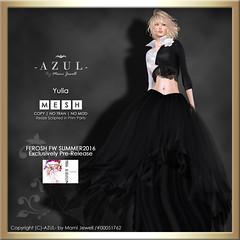(IMAGE) Yulia [Pre-Release](c)-AZUL-byMamiJewell