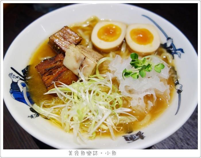 【台北中山】麵屋武藏神山/金乃武藏三方拉麵 @魚樂分享誌