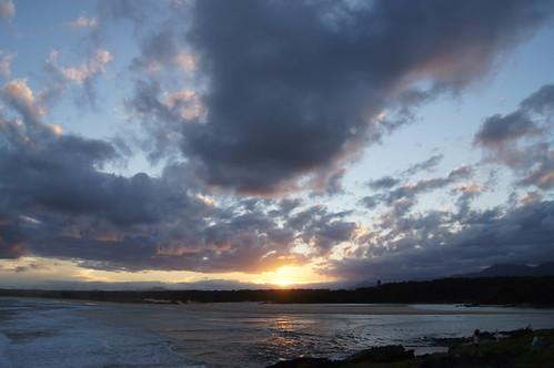 sunset sawtell tfotofri