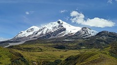 Mountains of Ecuador