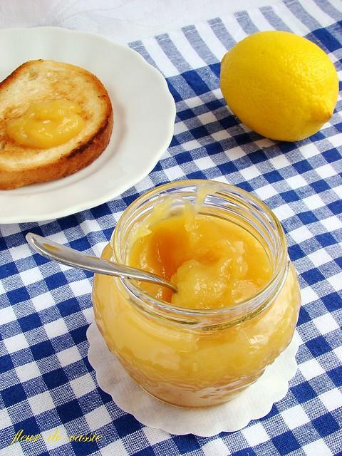 лимонный курд с лавандой 1