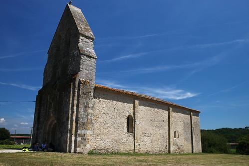 Eglise Saint-Germain de Saint-Germain d'Auros