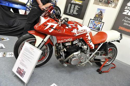 "DSC_1621-Suzuki Katana Turbo-""Prime Suspect"" by dennisgoodwin"