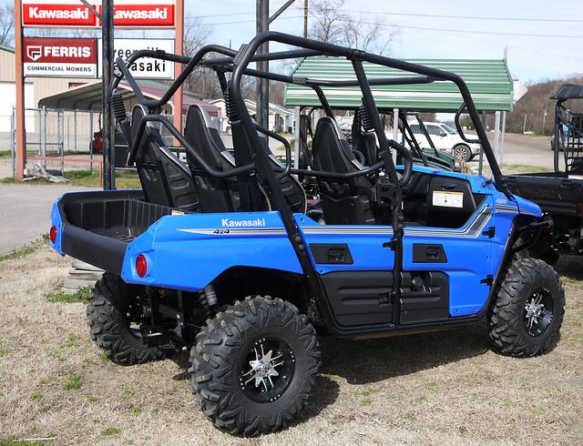Kawasaki Teryx  X Sport Kbb