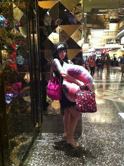 Las Vegas Madness!