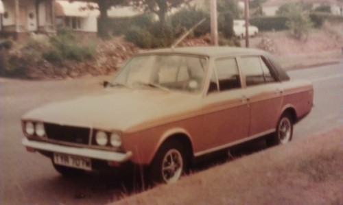 Hillman Hunter GLS