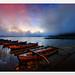 Bali - Bratan Lake by TOONMAN_blchin