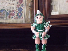 Sparty in Italy 2007