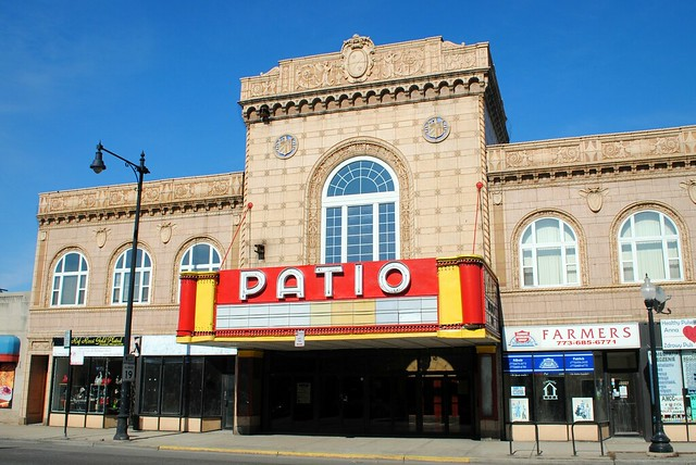 Patio Theatre Flickr Photo Sharing