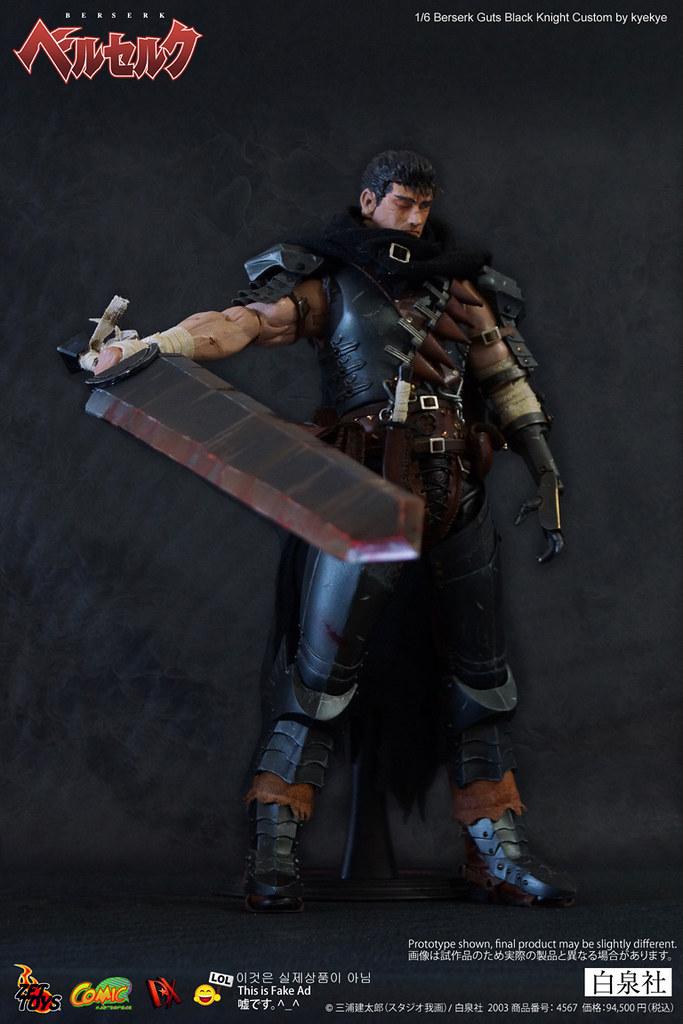 1/6 scale horse armor custom for Skull knight from [Berserk] 6799642114_1f0171a597_b