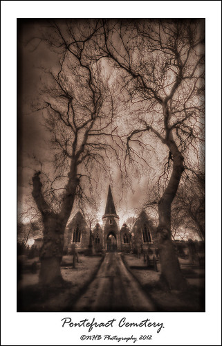 uk winter england bw monochrome sepia death blackwhite path yorkshire chapel graves pontefract efs1022mmf3545usm canon40d nhbphotography