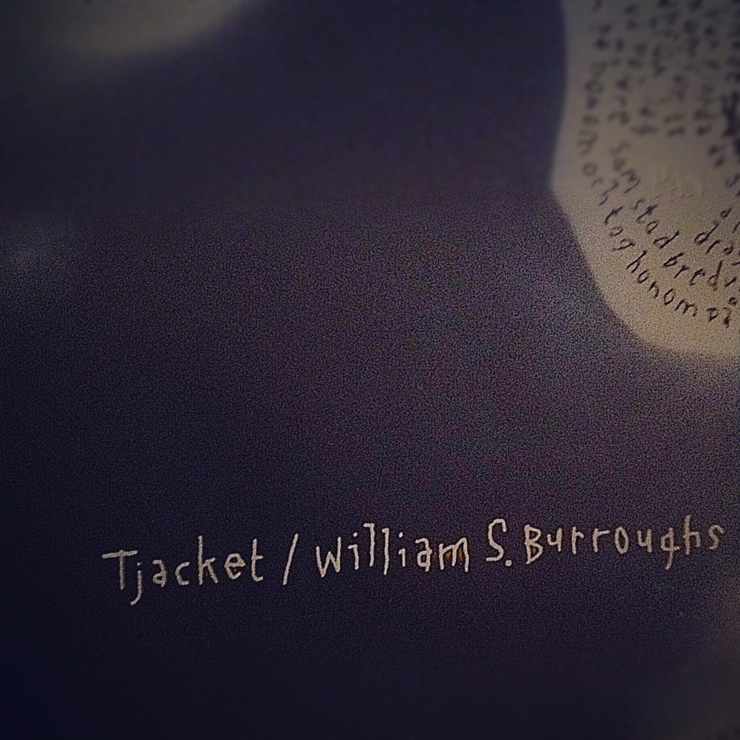 william s. burroughs - junky